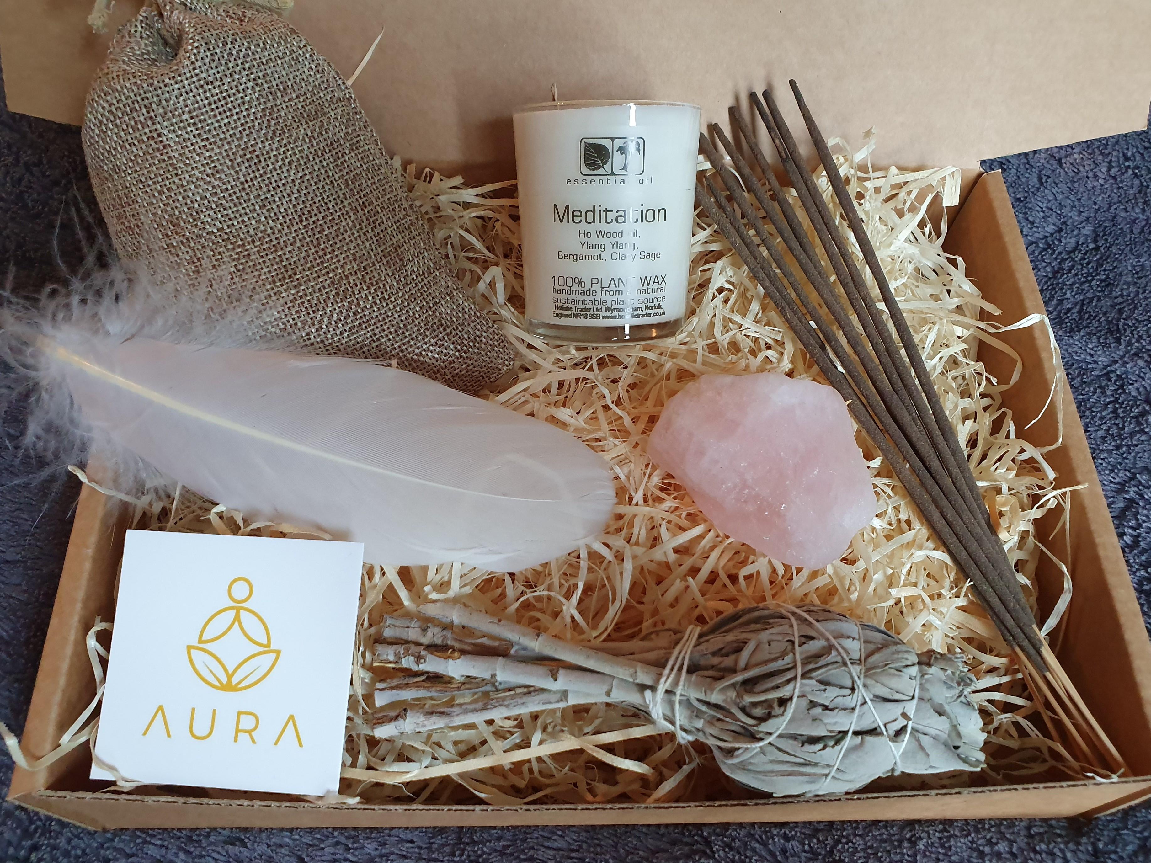 Aura Healing Kits - Cleanse Heal Balance