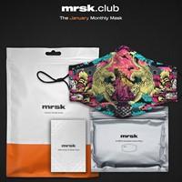 Mrsk Club – Monthly Face Masks