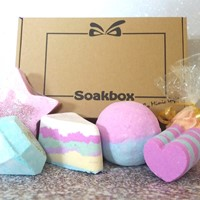 Soakbox Bath Bomb Box