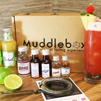 Muddlebox - Home Cocktail Experience for 2