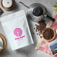 Pink Palm Coffee