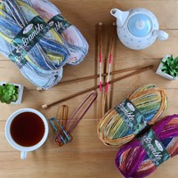 Knitting Box by Hobby Box Club