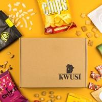 Kwusi - African Snack Box