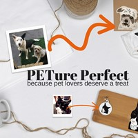 Perfect Pawtrait Dog Club Box