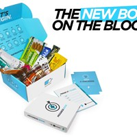 Boostbox Premium Fitness Box