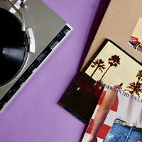 The Retro Store Monthly Vinyl Club Box