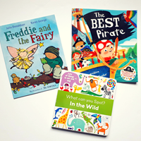 The Storybook Subscription
