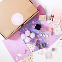 The Glittery Hands Craft Box