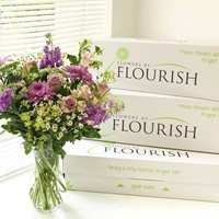 Flowers By Flourish - Home Flower Subscription