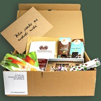 Storimarket Ethical Snack Box