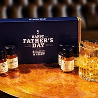 Father's Day Whisky Tasting Set - Letterbox Gifts