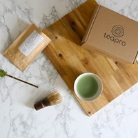 Teapro - Educational Loose Leaf Tea Journey