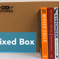 A Box Of Stories – 4 x Surprise Books